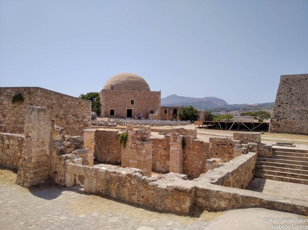 réthymnon forteresse