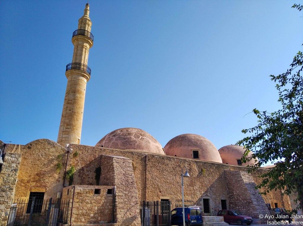 réthymnon mosquée